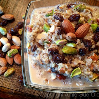 Chia Quinoa Kheer (Indian Rice Pudding)