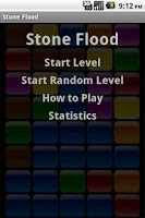 Screenshot of Stone Flood