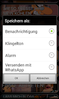 Screenshot of Werner Beinhart-Das Soundboard