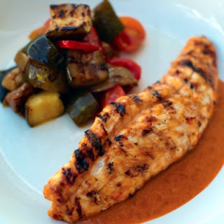 Grilled Monkfish Recipes