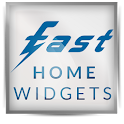 Fast Home Widgets For Facebook