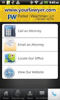 Screenshot of YourLawyer.com