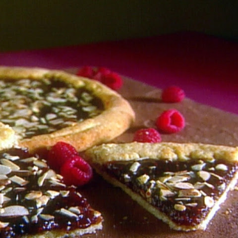 Crostata With Raspberry Jam