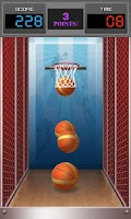Screenshot of Basketball Shot