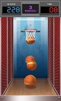 Screenshot of Basketball Shot