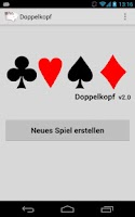 Screenshot of Doppelkopf Zettel