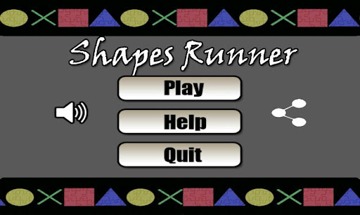 Shapes Runner free game
