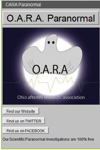 OARA Paranormal