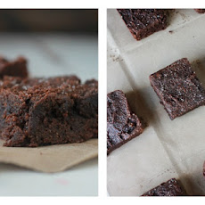 Coconut Butter Brownies