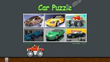 Screenshot of Car Puzzle - Game For Kids
