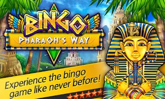 Screenshot of Bingo - Pharaoh's Way