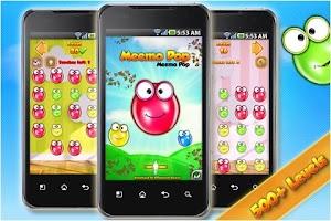 Screenshot of Meemo Pop