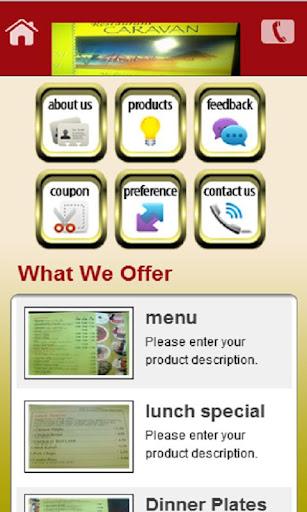玩商業App|CARAVAN Restaurant免費|APP試玩