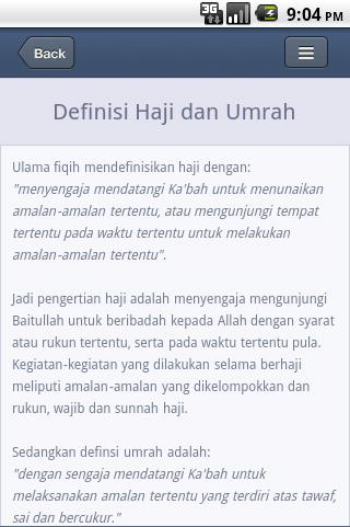 panduan-lengkap-haji-dan-umrah for android screenshot