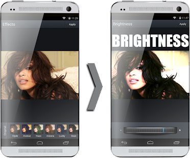 Photo Editor And Retouch - screenshot