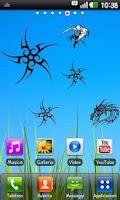 Screenshot of Tribal Sticker free