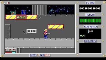 Screenshot of ConSoul - PC Emulator