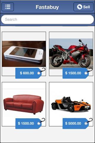 FastABuy - Buy . Sell . Social