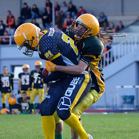 by Dragan Rakocevic - Sports & Fitness American and Canadian football (  )