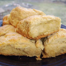Old-Fashioned Biscuits (From My Great Recipe Cards)