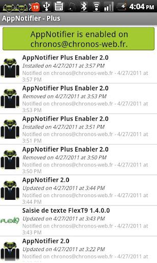 AppNotifier Plus Enabler