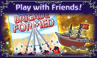 Screenshot of FINAL FANTASY AIRBORNE BRIGADE