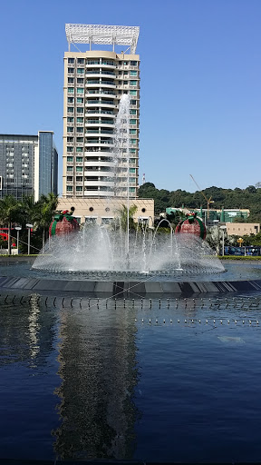 Sands Macau Fountain