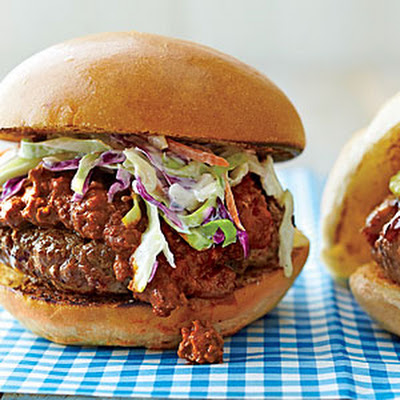 Sloppy Joe Carolina-Style Burgers