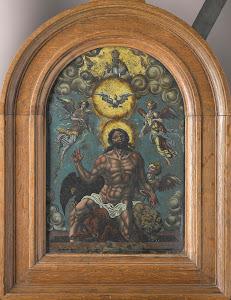 RIJKS: manner of Maarten van Heemskerck: painting 1599