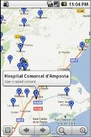 Screenshot of Hospitals CAT