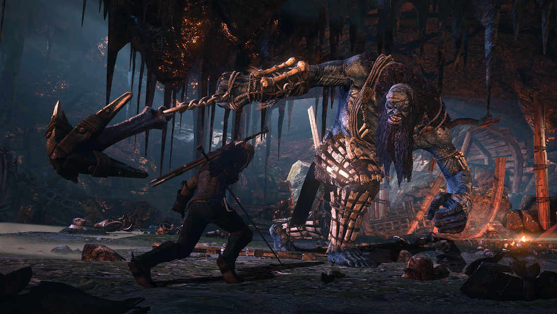 The Witcher 3's main storyline is finished and playable