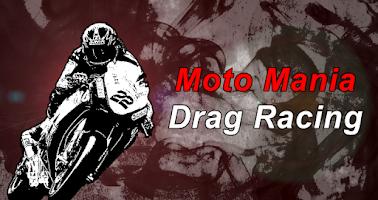 Screenshot of Moto Mania Drag Racing