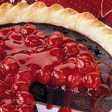 Chocolate Covered Cherry Pie