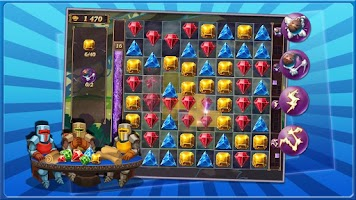 Screenshot of Royal Gems
