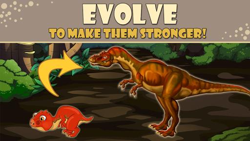 Dino Battle - screenshot