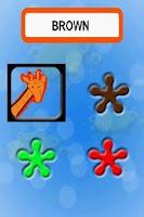 Screenshot of LilQuiz:Colors