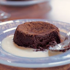 Rich Chocolate Cakes (Fondente al Cioccolato)