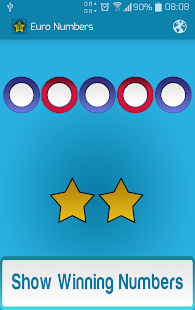 Euro  Numbers - screenshot
