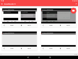 Screenshot of Screen Recorder