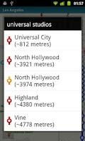 Screenshot of Los Angeles (Metro 24)