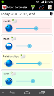 Mood Barometer- screenshot thumbnail