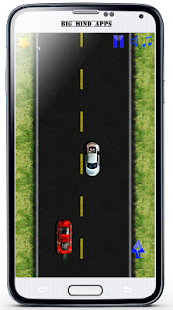 highway racing car - screenshot