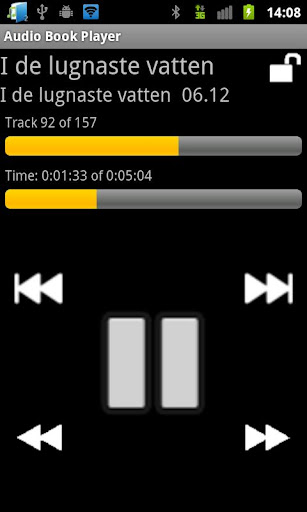 audiobook-player-2 for android screenshot