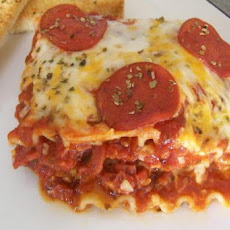 Pizza Lasagna