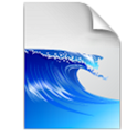 DROID SURF LOG icon