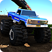 Download Hill Climb Racer Dirt Masters APK to PC