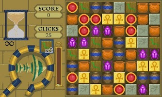 Screenshot of Curse of Anubis Lite