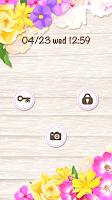 Screenshot of Cute wallpaper★Aloha flower