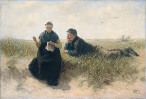 RIJKS: David Adolph Constant Artz: painting 1890
