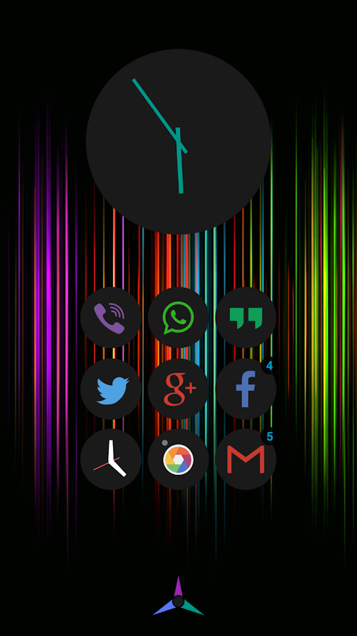 Durgon - Icon Pack Screenshot 6